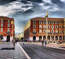 Nice in Nice by bedoubleyou