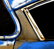 TARNISHED BLUE- 58 CHEVY by dgcheney