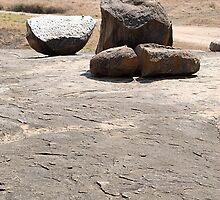 Drum Rock, Tanzania by Carole-Anne