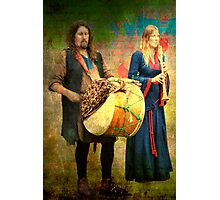 Medieval Melody Photographic Print