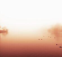Au-delà des brumes by Christophe Cotichelli