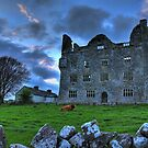 Leamaneh Castle, Co.Clare Ireland by michellebgphoto
