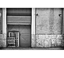 Crates Photographic Print