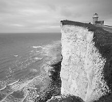 Belle Tout Lighthouse - Beachy Head by Graeme Smith