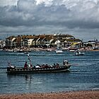 Shaldon Ferry Boat by lynn carter