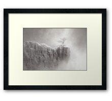 Point of Grace Framed Print
