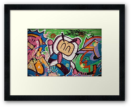 Bomberman by Lamar Francois