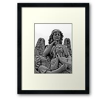 The Crowning Framed Print