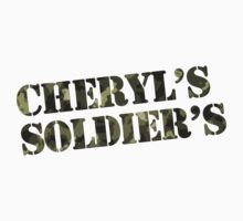 Cheryl's Soldiers - Cheryl Cole by thomas1700
