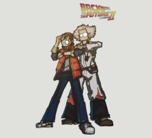 Back to the future 2 by Shivahs