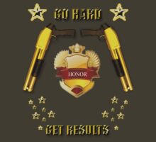 Go Hard Get Results (2) by creativenergy