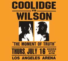 Coolidge vs Wilson by loogyhead