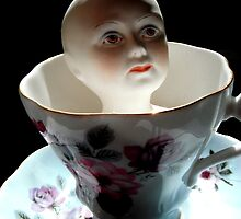 China Doll in a China Teacup by PeopleInMyHead