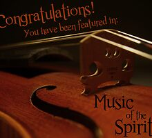 Featured Banner for 'Music of the Spirit' by Haunted by Humans