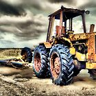 Spurn Tractor by martinhenry