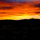 Las Vegas sunset by petitejardim
