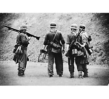 MG42 Team Photographic Print