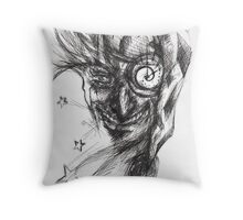 Your time is up! Throw Pillow