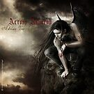 Across Acheron CD by Adrian von Ziegler by Carina Grimm