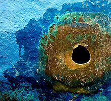 Hole in Blues by RevJoc