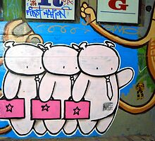3 Little Pigs? by CatherineWinter
