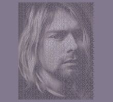 Kurt Cobain - Smells Like Teen Spirit by VenusOak