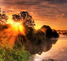Eyebridge sunrise by banny
