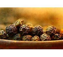 Tiny Pepper Photographic Print