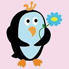 Penguin by katemaindonald