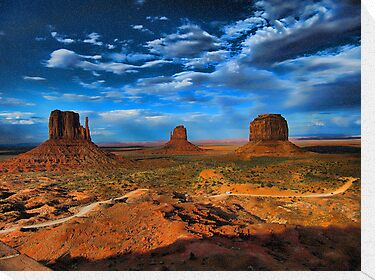 Monument Valley, Utah by michellebgphoto