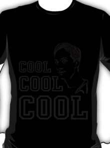 Community - Abed (Cool Cool Cool) T-Shirt