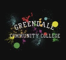 Greendale Community College Paintball Kids Clothes