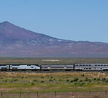 The California Zephyr by doubleheader