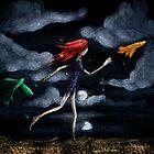Night Walker by Hannah Furrer