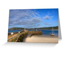 Douglas Quay & Braye - Aldeney Greeting Card