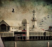 The Pier by Margi