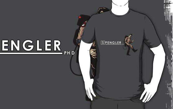 Spengler, PhD by ninjaink
