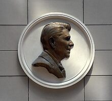 Reagan Circle by Chuck Chisler