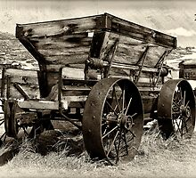 Minning Wagon by William Clair