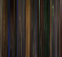 Moviebarcode: Gattaca (1997) by moviebarcode