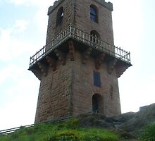 Centenary Tower,  Mount Gambier, South Australia  by DashTravels