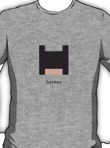 Pixelebrity - Batman T-Shirt