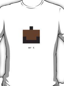 Pixelebrity - Mr T T-Shirt
