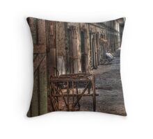 High Crimes And Misdemeanors Throw Pillow