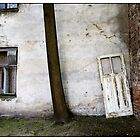 The Doorway, Rīga, Latvia. (2010) by Madeleine Marx-Bentley