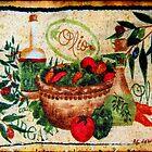 Cloth Salad by RC deWinter