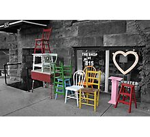The Shop at 815 Photographic Print