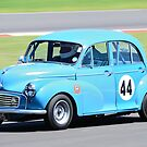 Morris Minor by Willie Jackson