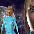 The Return of Zero Suit Samus Aran: Metroid Series by Junior Mclean