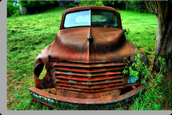 Studebaker 4 by Evan Clearman